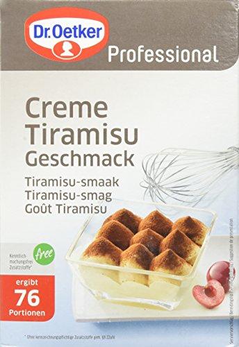 Dr. Oetker Creme Tiramisu-Geschmack 4230, 1er Pack (1 x 1 kg)