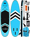 Paddle Board Inflatable Paddle Boards for Adults Inflatable Sup Inflatable Stand Up Paddle Board Inflatable Paddle Board 10 Ft Stand-Up Paddleboards