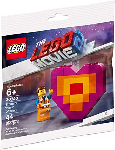 LEGO Movie 2 30340 Emmets Herz / Emmet´s 'Piece' Offering