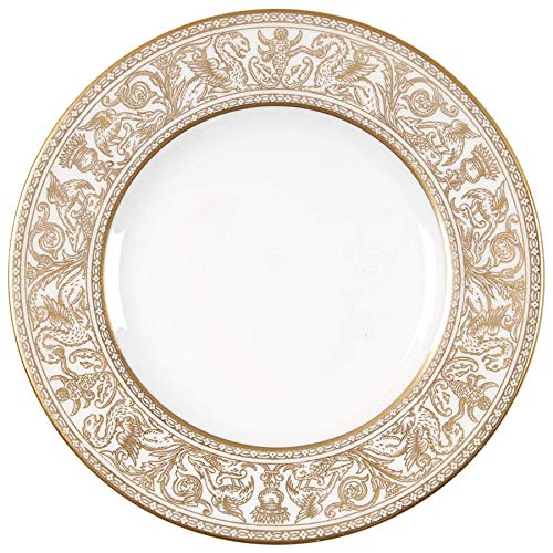 Wedgwood Florentine Gold (Gold Dragons, White) Bread & Butter Plate