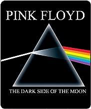 JUST FUNKY Pink Floyd Dark Side of The Moon Lightweight Fleece Blanket | 45 x 60 Inches