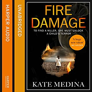 Fire Damage cover art