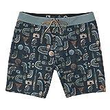 Hippy Tree Kona Trunk - Pantalón para hombre (talla 34), color azul marino