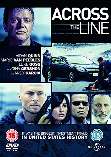 Across The Line - The Exodus Of Charlie [Edizione: Regno Unito] [Edizione: Regno Unito]