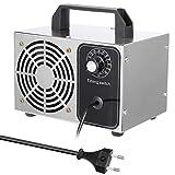 Suading Generador de Ozono 28G MáQuina de Ozono Purificador de Aire Limpiador de Aire Limpieza de DesinfeccióN (Enchufe de la EU)