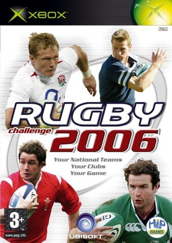 Rugby Challenge 2006 (Xbox) by UBI Soft