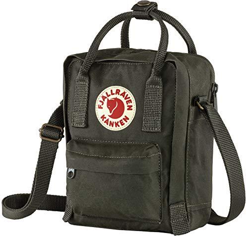 Fjallraven, Kanken Sling Crossbody Shoulder Bag for Everyday Use and Travel, Deep Forest