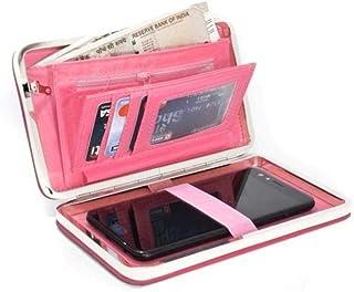 TRUE HUMAN High capacity clutch/wallet for Women, Girls