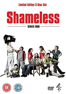 Shameless Series 4 (Limited Edition 3-Disc Box Set) [DVD] (B000MTEFMS) | Amazon price tracker / tracking, Amazon price history charts, Amazon price watches, Amazon price drop alerts