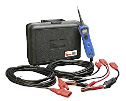 Power Probe III w/Case & Acc - Blue (PP319FTCBLU) [Car Automotive Diagnostic Test Tool, Digital Volt Meter, AC/DC Current Resistance, Circuit Tester]
