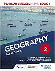 Pearson Edexcel A Level Geography Book 2 Fourth Edition (English Edition)