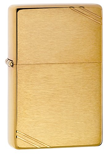 Zippo Lighter, Silver, One Size