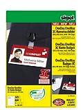 Sigel ZB221 OneDay OneWay - Tarjetas identificativas de pape
