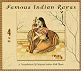 Famous Indian Ragas 4 CD-Box