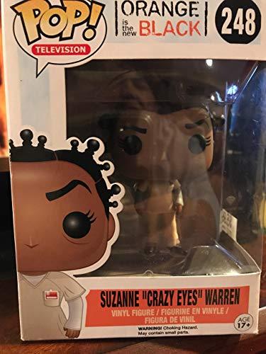 Orange is the New Black Suzanne Crazy Eyes Warren Pop! Vinyl...