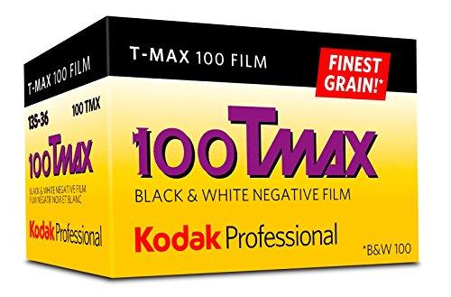 Filme Kodak 35mm T-Max 100 Preto e Branco 36 poses ISO 100