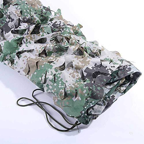 outdoor product Filet de Camouflage extérieur pour Filet d'ombrage d'été, auvent décoratif avec Fond Photographique, écran de Protection de la Vie privée du Jardin, Stores de Parasol pour Camping