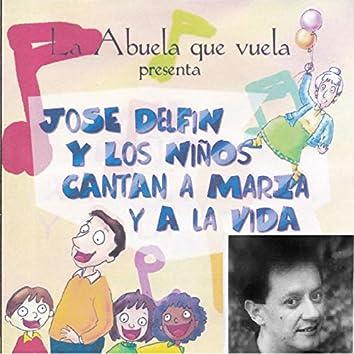 José Delfín De Ecuador y los Niños Cantan a María Y a la Vida