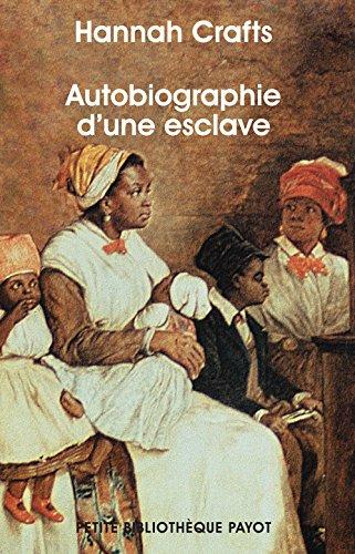Autobiographie d'une esclave