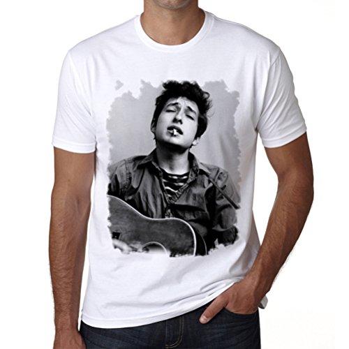 Bob Dylan Guitar, tshirt herren, tshirt mit bild, tshirt geschenk