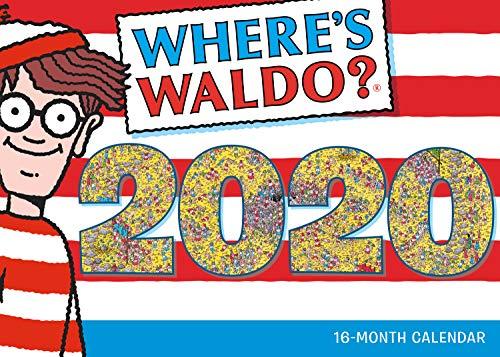 Where's Waldo? 2020 Calendar