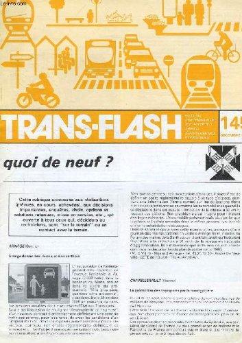 TRANS-FLASH, N° 145, DEC. 1989