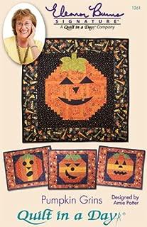 Quilt in a Day Pumpkin Grins
