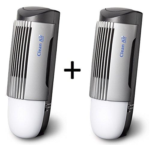 2x Plasma Ionisator Luftreiniger CA-267 - Kein Filter Nachkauf!