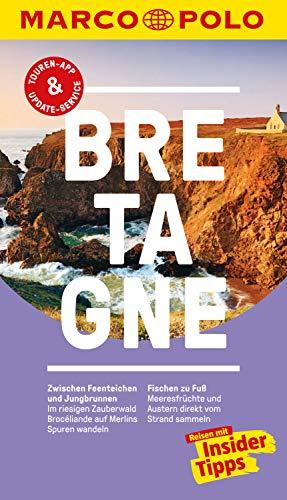 MARCO POLO Reiseführer Bretagne: Inklusive Insider-Tipps, Touren-App, Update-Service und offline Reiseatlas (MARCO POLO Reiseführer E-Book)