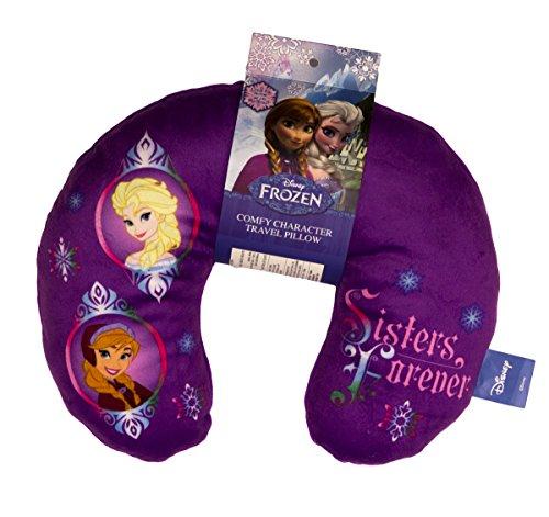 Disney Frozen Sisters Forever Travel Neck Pillow