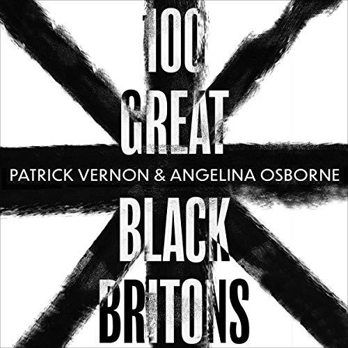 Couverture de 100 Great Black Britons