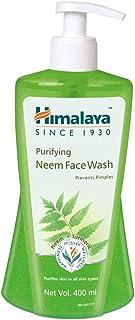 Himalaya Purifying Face Wash, 400 ml (Neem)