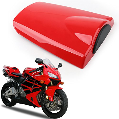 Artudatech Motorrad Soziusabdeckung Sitzkappe Verkleidung Heckabdeckung Rücksitzbezug Rear Seat Cowl Fairing Tail Cover für HON-DA CBR 600 RR CBR600RR 2003-2006