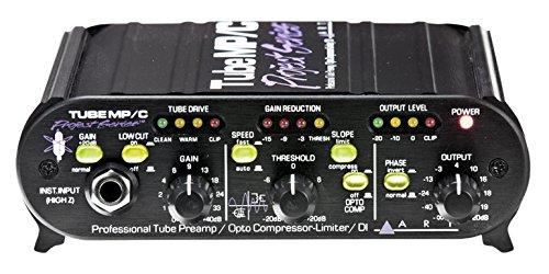 ART TUBEMP-CCE - Preamplificador de micrófono a válvulas