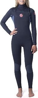 Rip Curl Dawn Patrol 4/3 Chest-Zip Full Wetsuit - Women's
