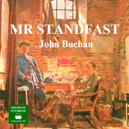 Mr Standfast: A Richard Hannay Thriller, Book 3 cover art