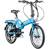 ZÜNDAPP Z101 20 Zoll E-Bike-Faltrad