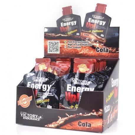 VICTORY ENDURANCE GEL ENERGETICO ENERGY UP! - 40 GRS COLA CAFFEINE