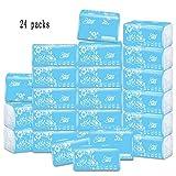Yajun Ultraweiche Kosmetiktücher Baby Dry Wipes Recycelte Natürliche Einwegreinigung Baby Caring Handtücher Papier 100 Count 24 Packs