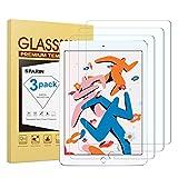 SPARIN [3 Stück] Panzerglas Schutzfolie für 2020 iPad 10,2 (iPad 8. Generation) / 2019 iPad 7. Generation / iPad Air 3, Displayschutzfolie für iPad Pro 10,5