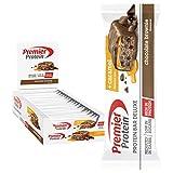Premier Protein Bar Deluxe Chocolate Brownie 18x50g - High Protein Low Sugar Kohlenhydratreduziert
