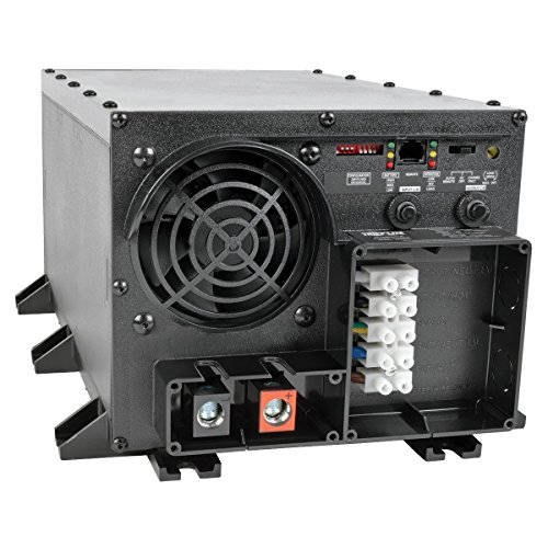 Tripp Lite APS2424 Inverter / Charger 2400W 24V DC to 120V AC 14A / 55A Hardwire