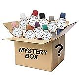 Caja de reloj ciego Lucky Box Caja de regalo para reloj grande con valor para dinero, experiencia de compra emocionante, adecuado para niños, niñas, amigos, niños, padres, regalos de cumpleaños