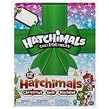 Hatchimals Colleggtibles – 6047118 – Coffret Cadeau de Noêl Surprise avec 12 Hatchimals de Noêl à Collectionner inclus – Jouet pour Enfant, à partir de 5 ans