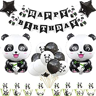 Best panda birthday party supplies Reviews