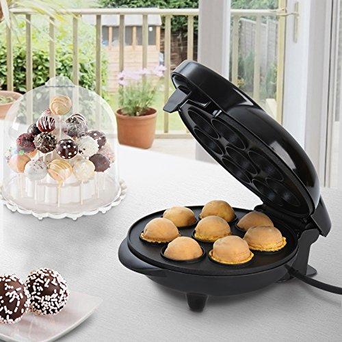 Jago Princess cake pops macchina per cupcake e muffin (M 640 W)