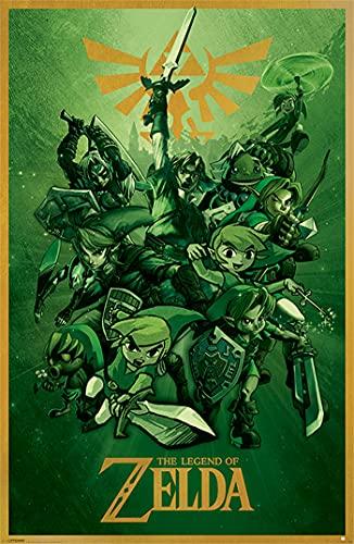 Tainsi ASHER Gift The Legend Of Zelda -...