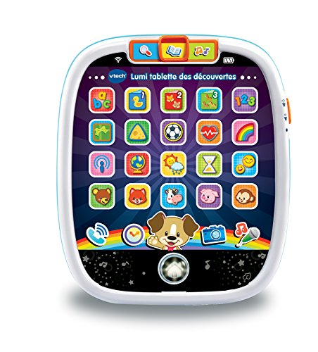 VTech- Lumi Discovery Tablet, 602905