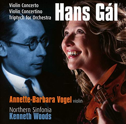 Vogel/Woods - Violin Concerto