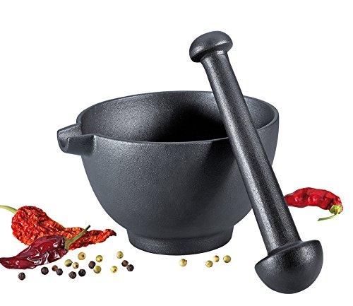 Küchenprofi Mörser Ø 15cm Gusseisen